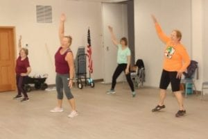 Enhance Fitness/Fit n' Fabulous Pacific City