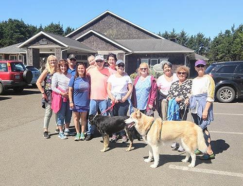 Walking Wonders South County Walking Group